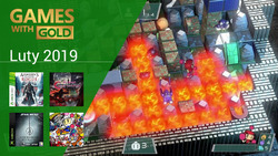 Luty 2019 - gry w Games with Gold