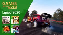Lipiec 2020 - darmowe gry w Games With Gold