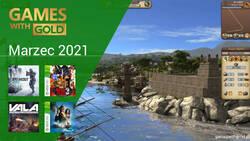 Marzec 2021 - darmowe gry w Games With Gold