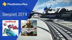 Sierpień 2019 - darmowe gry w PlayStation Plus