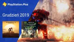 Grudzień 2019 - darmowe gry w PlayStation Plus