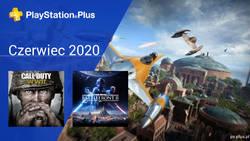Czerwiec 2020 - darmowe gry w PlayStation Plus