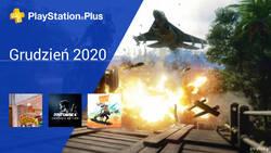 Grudzień 2020 - darmowe gry w PlayStation Plus