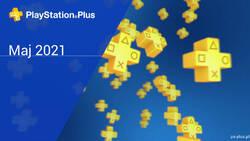 Maj 2021 - darmowe gry w PlayStation Plus