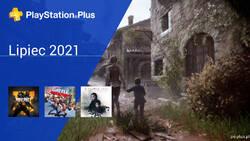 Lipiec 2021 - darmowe gry w PlayStation Plus