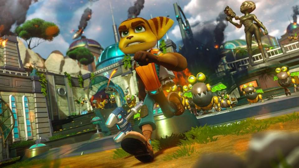 Gra | Ratchet and Clank | PS+