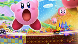 Nowe screeny z Kirby: Triple Deluxe