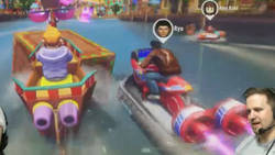 Sonic & All-Stars Racing Transformed dostępne na Androidach
