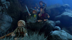 Trzeci Hobbit jako DLC do LEGO The Hobbit?