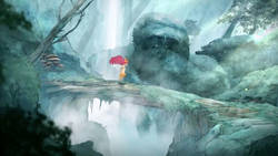 Czarujące screeny z Child of Light