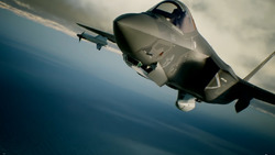 F-35C na zwiastunie Ace Combat 7