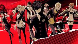 Atlus zapowiada grę Persona 5 R, film i koncert