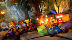 Crash Team Racing - remaster na sterydach