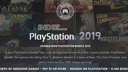 PlayStation Humble Bundle - 9 gier na PS4 od 4 do 57 złotych