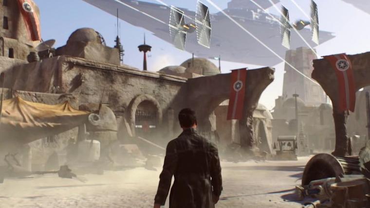 EA kasuje kolejną grę w świecie Gwiezdnych Wojen