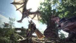 Monster Hunter:World sprzedał się już w 11 milionach kopii