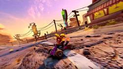 Pierwsze szczegółowe gameplaye z Crash Team Racing Nitro-Fueled