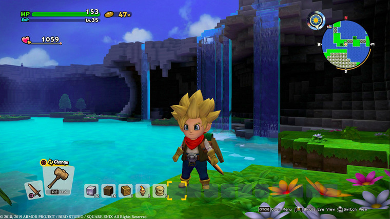 Dragon Quest Builders 2 z datą premiery i trailerem