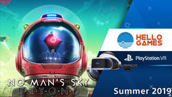 No Man's Sky dostanie wsparcie VR