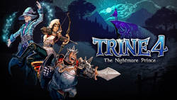 Gameplay z Trine 4