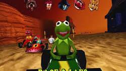 Muzyczna niedziela: Muppet Racemania