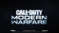 Call of Duty Modern Warfare zapowiedziane!