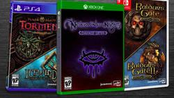 Jest data premiery Baldura i reszty klasyków RPG na konsole