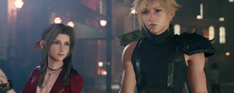 Final Fantasy VII pokazane!