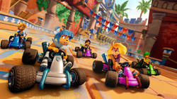 Crash Team Racing Nitro Fueled z sezonami i toną dodatków!