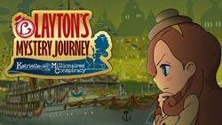 Data europejskiej premiery Layton's Mystery Journey
