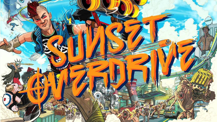 Sunset Overdrive to teraz IP Sony. Japończycy mogą zaoferować graczom kontynuację
