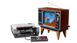 Oficjalny zestaw LEGO NES ze skaczącym Mario i ruchomym etapem