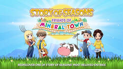 Recenzja: Story of Seasons: Friends of Mineral Town