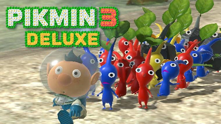 Pikmin 3 Deluxe wraca na Switchu