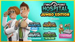 Two Point Hospital doczeka się wersji Jumbo