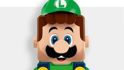 Luigi dołączy do zestawów LEGO Mario