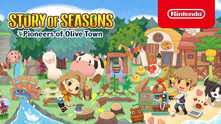 Recenzja: Story of Seasons Pioneers of Olive Town