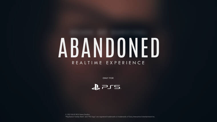Abandoned to jednak Metal Gear Solid 6?