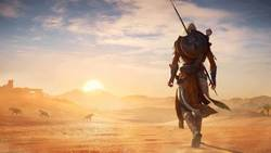 Aktor podkładający głos Bayekowi z Assassin's Creed: Origins zajmie się tworzeniem gier