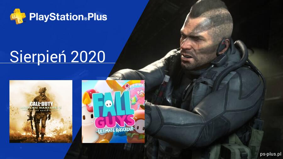 Sierpień 2020 - darmowe gry w PlayStation Plus