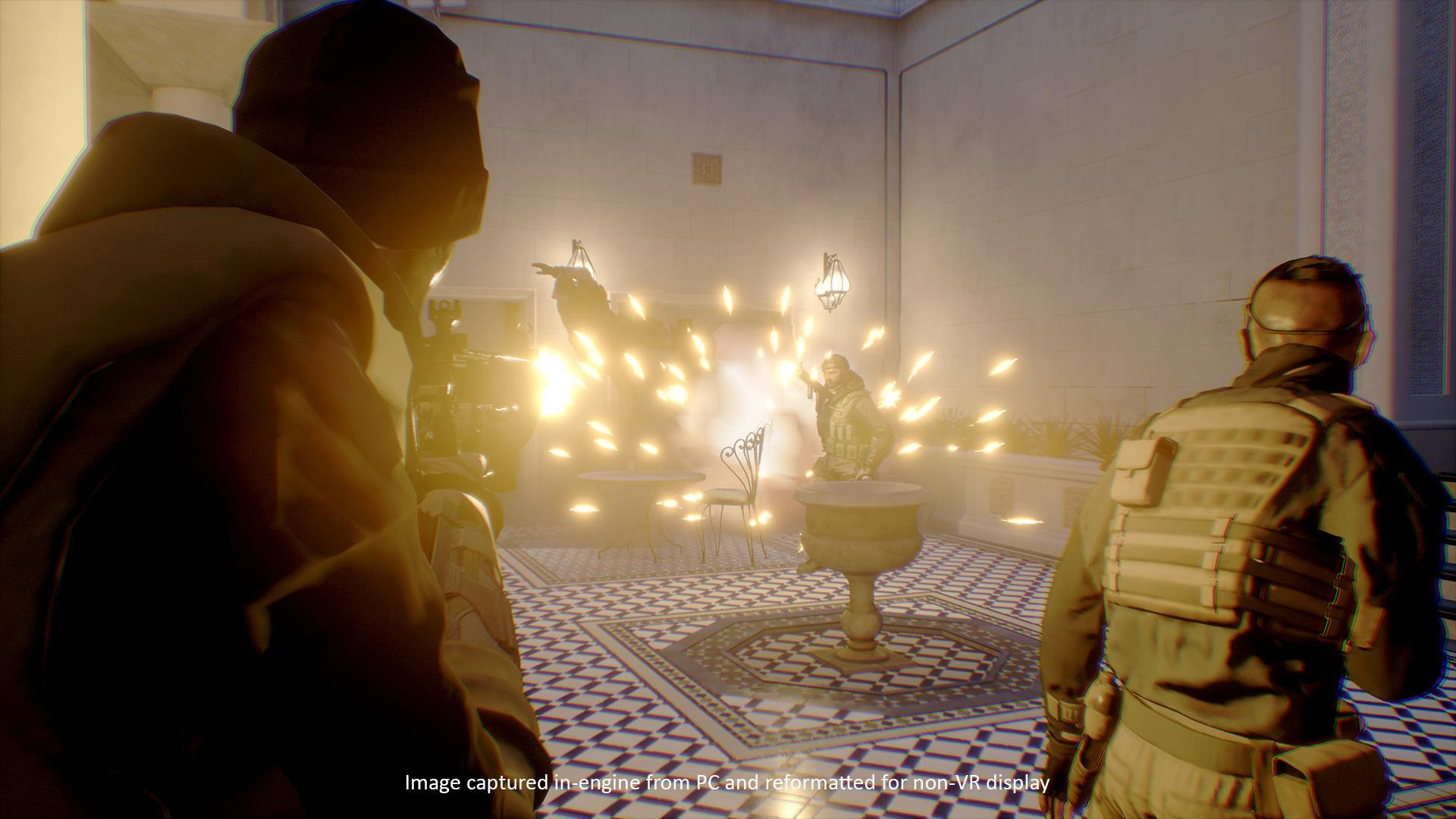 [Aktualizacja #1] Darmowy weekend z Firewall Zero Hour dla posiadaczy VR