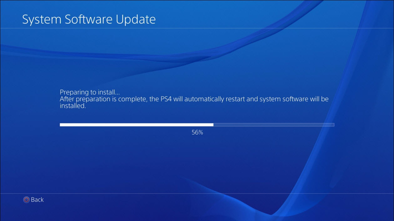 Update 6.50 do PS4 dostępne