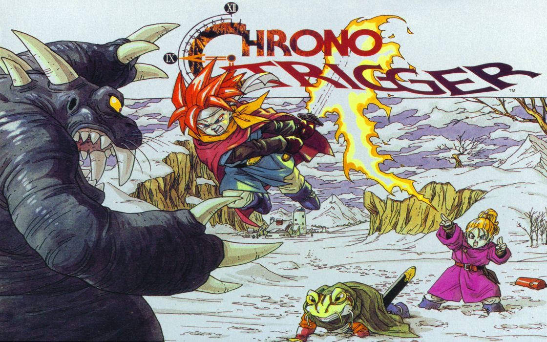 Muzyczna Niedziela: Chrono Trigger